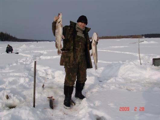 рыбалка северная сосьва форум