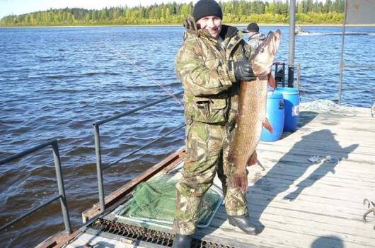 все рыболовные туры по тюменской
