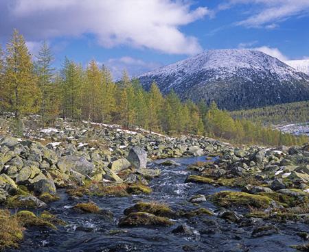 рыбалка в тайге на озерах и реках