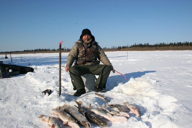 активатор для зимней рыбалки