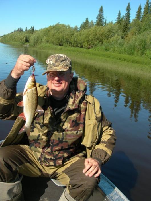 Рыбалка на сосьве форум